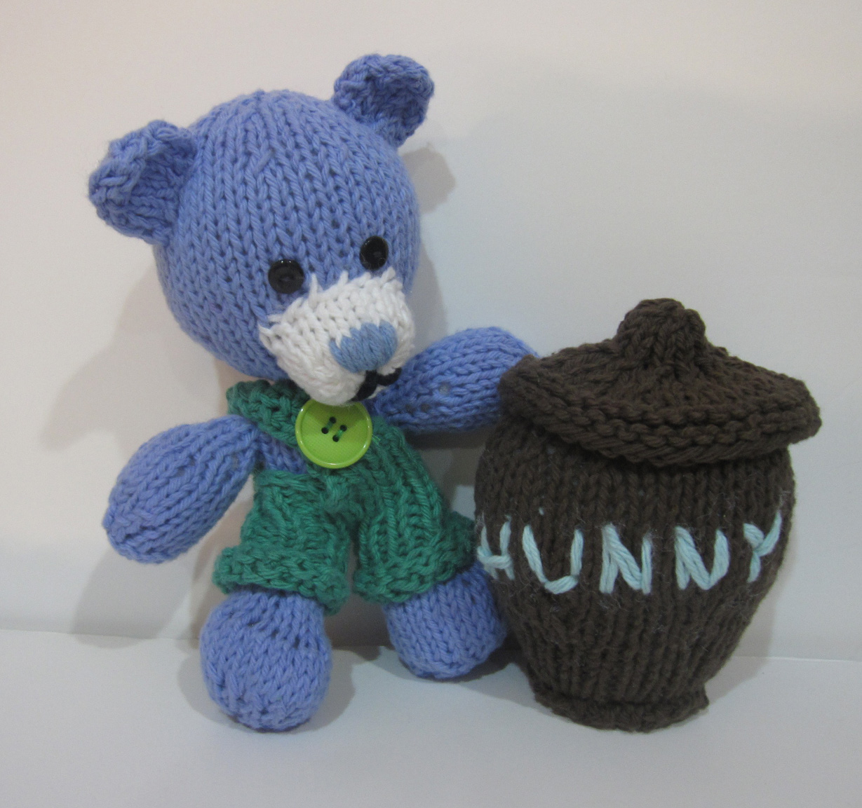 Bears Tea Cozy And Knitkinz