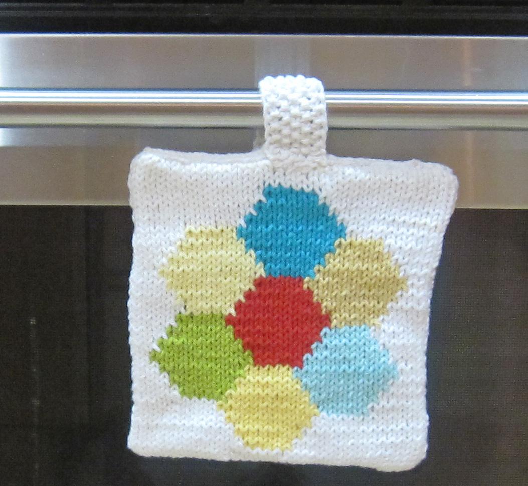 Knitting Pattern For A Pot Holder : kGeometry - Knitting Geometry Knitvana